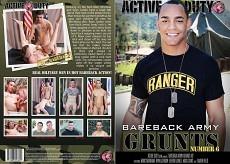 Bareback Army Grunts 6