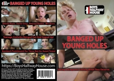 Banged Up Young Holes