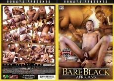 Bare Black Africans