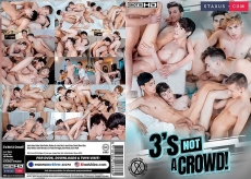 3´s Not A Crowd!
