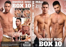 Macho Mayhem Double Disc Box 10