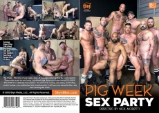 Pig Week Sex Party