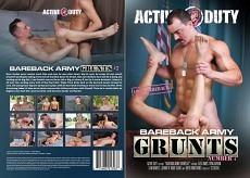 Bareback Army Grunts 7
