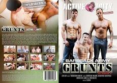Bareback Army Grunts 8