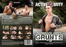 Bareback Army Grunts 9