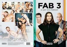 Fab 3: A Gay XXX Parody
