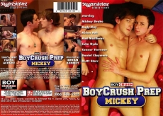 Boy Crush Prep Mickey