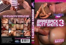 Bareback Butt Shots #3