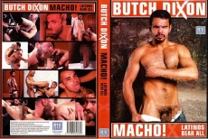 Macho! Latinos Bear All