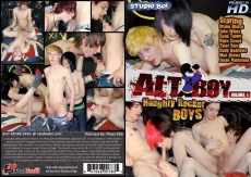 Alt Boy Vol.1 - Naughty Rocker Boys