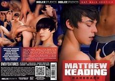 Matthew Keading Bareback