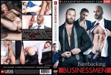 Barebacking Businessmen