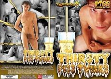 Thirsty Piss Twinks