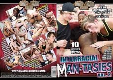 Interracial Man-Tasties #2