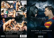 Batman vs. Superman - A Gay XXX Parody
