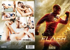 The Flash: A XXX Gay Parody