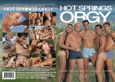 Hot Springs Orgy