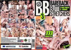 Bareback Butt Stretchers 3